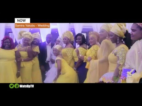Jackie Appiah's Manager - Samira Yakubu's Wedding on WatsUp TV