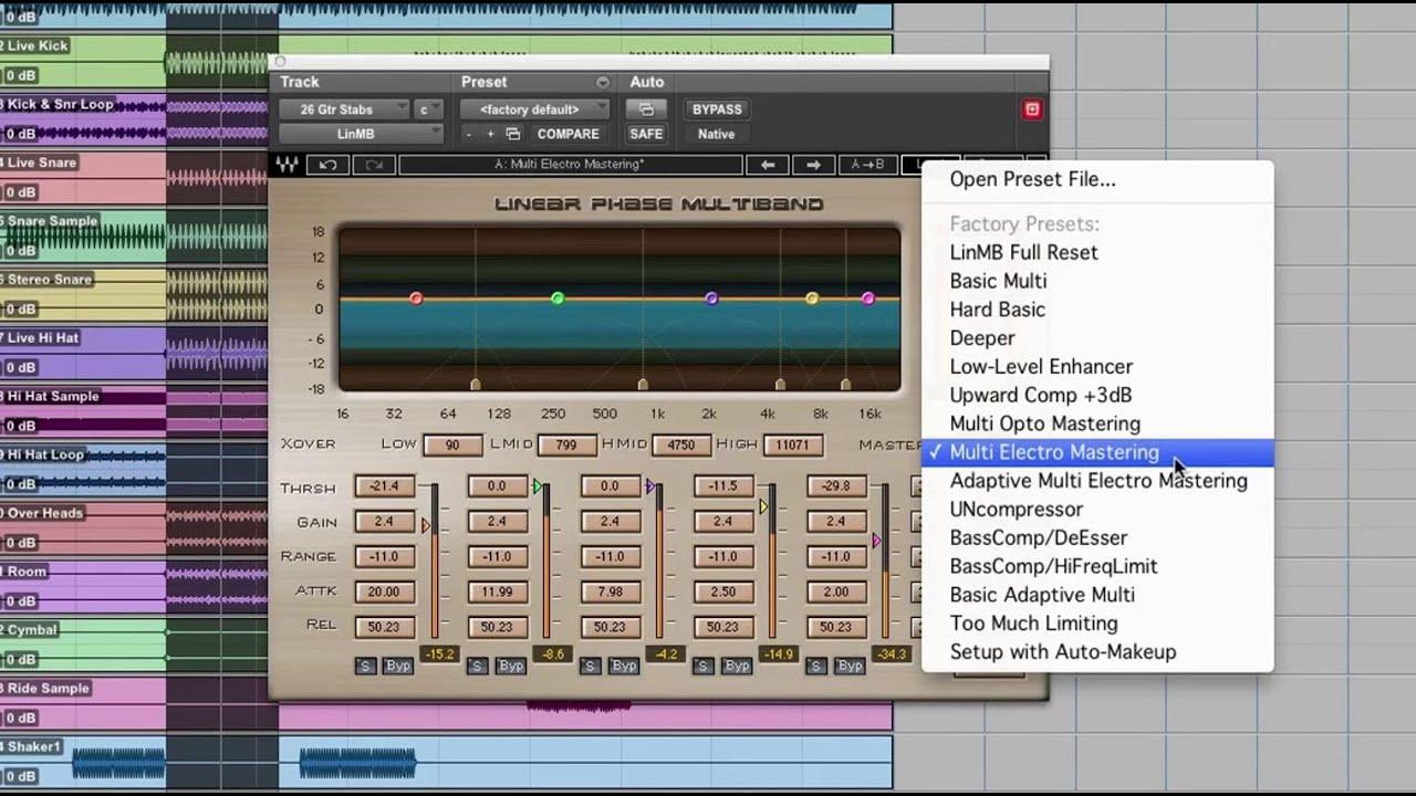 7 Best Waves Plugins For Mastering - [Ultimate Waves Audio