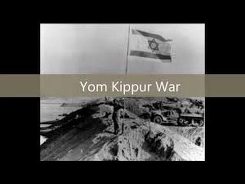Izrael - Vojna na Yom Kippur (Cesta k slobode)