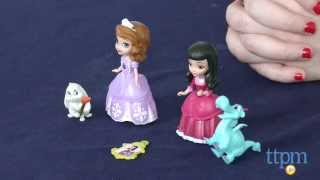 Sofia the First Princess Sofia & Vivian with Animal Friends from Mattel