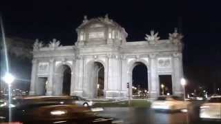 Time Lapse Madrid Project: Nocturne Madrid