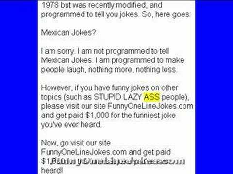 one line ethnic jokes