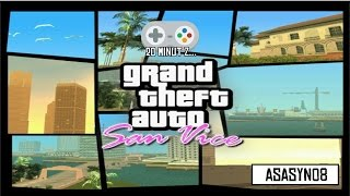 #14 20 minut z...Grand Theft Auto: San Vice [Gameplay PL]