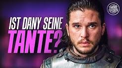 GAME OF THRONES: Jon Snows Stammbaum ein für alle Mal erklärt!