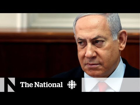 Israeli Prime Minister Netanyahu indicted on multiple charges