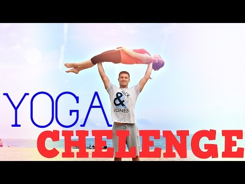 YOGA CHALLENGE! | SWEET HOME