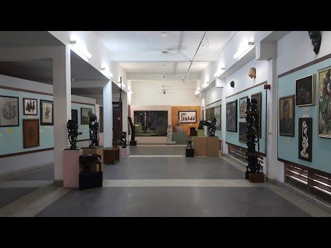 Art at the National Museum, Dar es Salaam