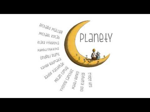 PLANETY - Pluto [feat. Dan Bárta] (Official Audio)