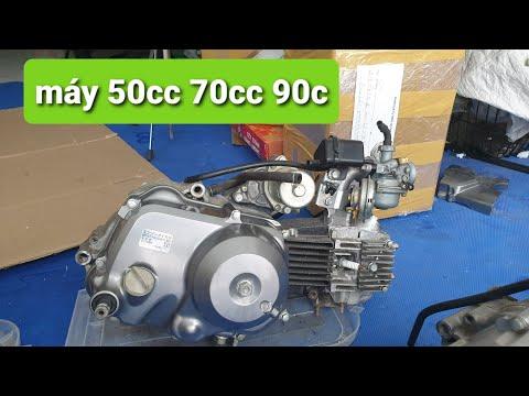 3 cục máy 86 50cc, custom 90cc 97, custom 90cc 2008  tháo xe bãi nhật