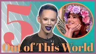Top 5 Out of This World Guests | This Morning