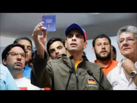 Main Venezuela opposition leader barred from office for 15 years