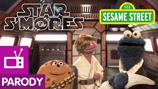 Repeat youtube video Sesame Street: Star S'Mores (Star Wars Parody)