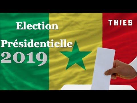 Vote En direct Election Présidentielle du 24 février 2019 au Sénégal