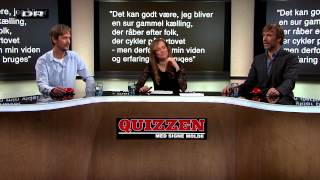 Download lagu Quizzen med Signe Molde, Lars og Martin Brygmann