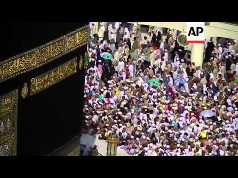 UK Muslims gear up for Hajj pilgrimage