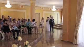 Свадьба Юлии и Евгения. 19 июля 2014 года