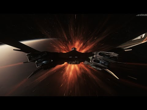 Star Citizen - Search for the perfect shot! - With SynchronizerZ and Guests