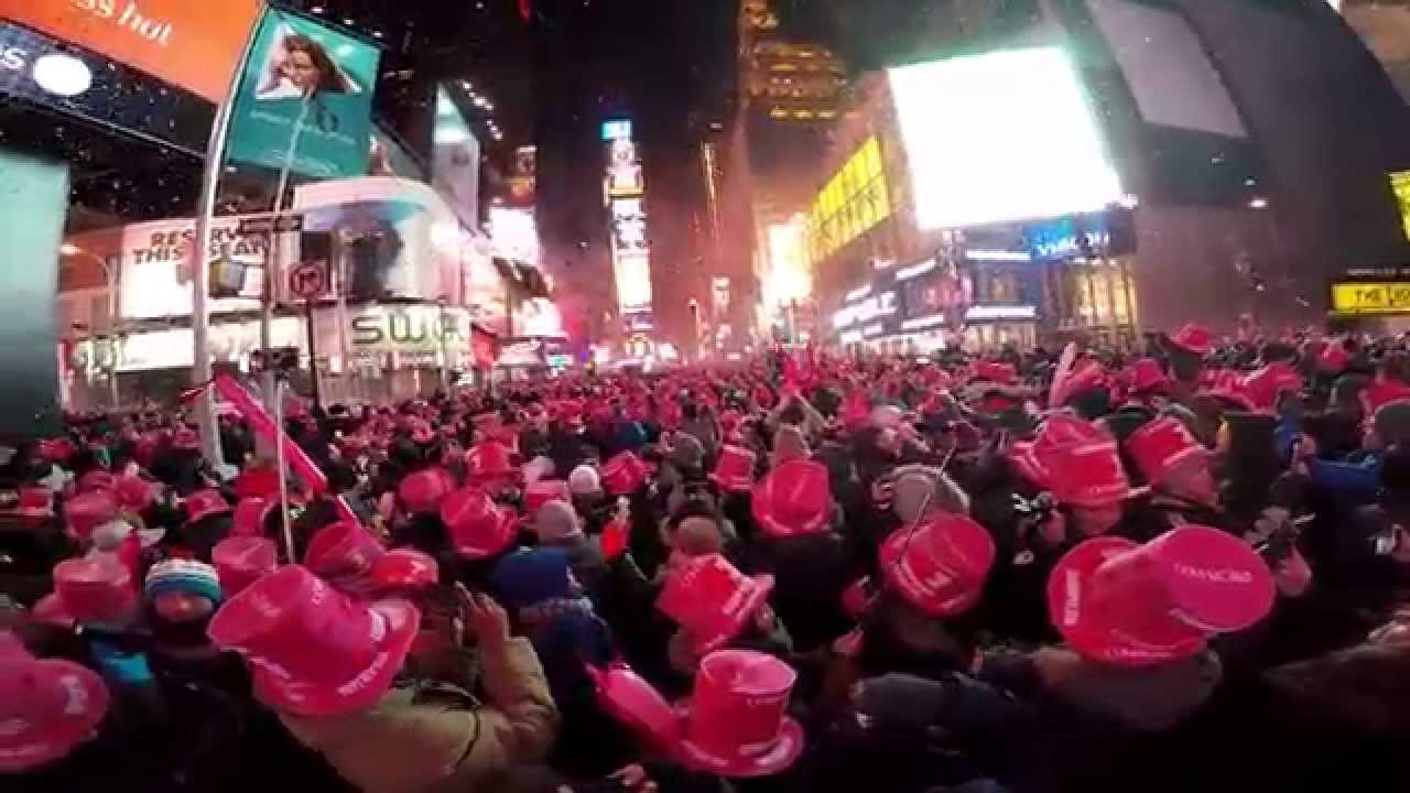 New Years Eve Time Square