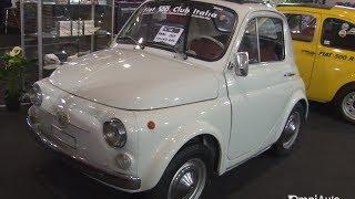 Quanto costa una Fiat 500 classica - Auto e Moto d'Epoca 2013(Per saperne di più: http://www.omniauto.it/magazine/24560/fiat-500-classica-quanto-costa-comprarla-e-mantenerla-video] E' un simbolo della motorismo ..., 2013-10-27T21:00:02.000Z)