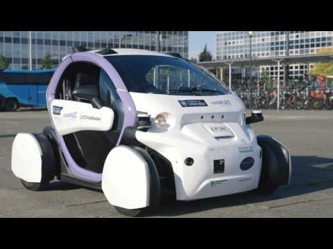 Autonomous vehicles go live for first time in UK