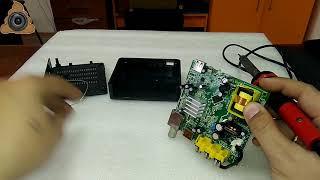 тВ тюнер BBK SMP132HDT2 ремонт