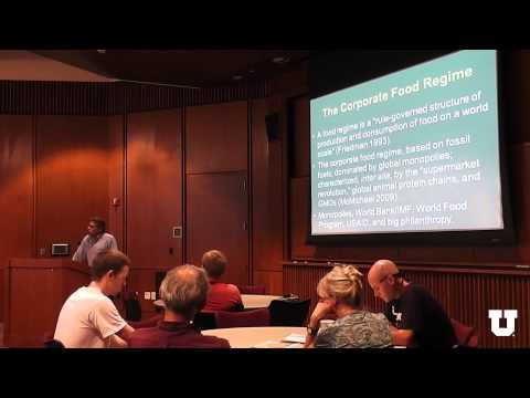 Food Security, Food Justice, or Food Sovereignty: Transforming the Global Food System