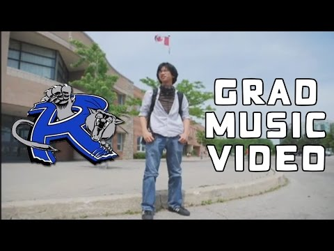 Graduation MUSIC VIDEO  I Love John Fraser