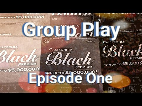 Calif. Black Scratchers Group Play - Episode One
