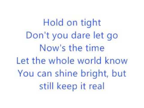 Keep It Real-Jonas Brothers Lyrics