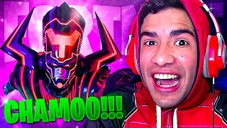 ¡REACCIONANDO al EVENTO de GALACTUS EN FORTNITE! - JoanFerPLAY