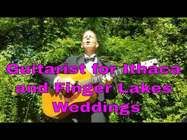 Wedding Guitarist Ithaca |  Dennis Winge