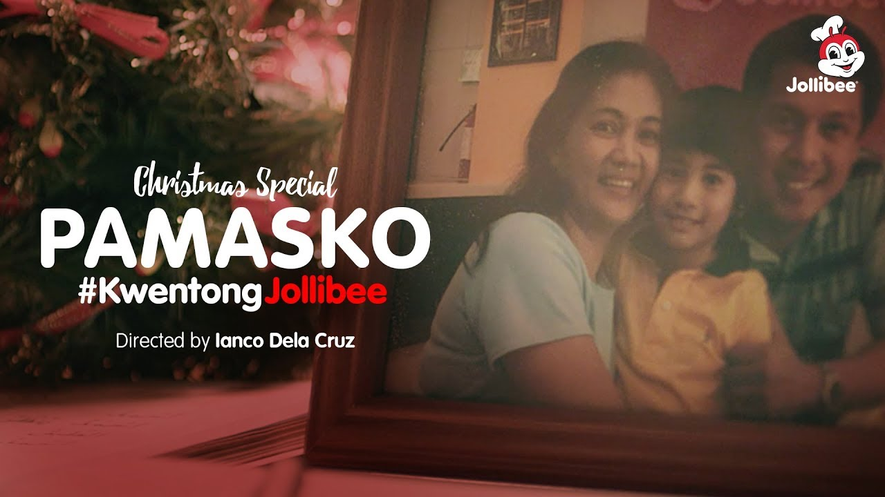 Jollibee Christmas Commercial 2020 Kwentong Jollibee: Pamasko   YouTube