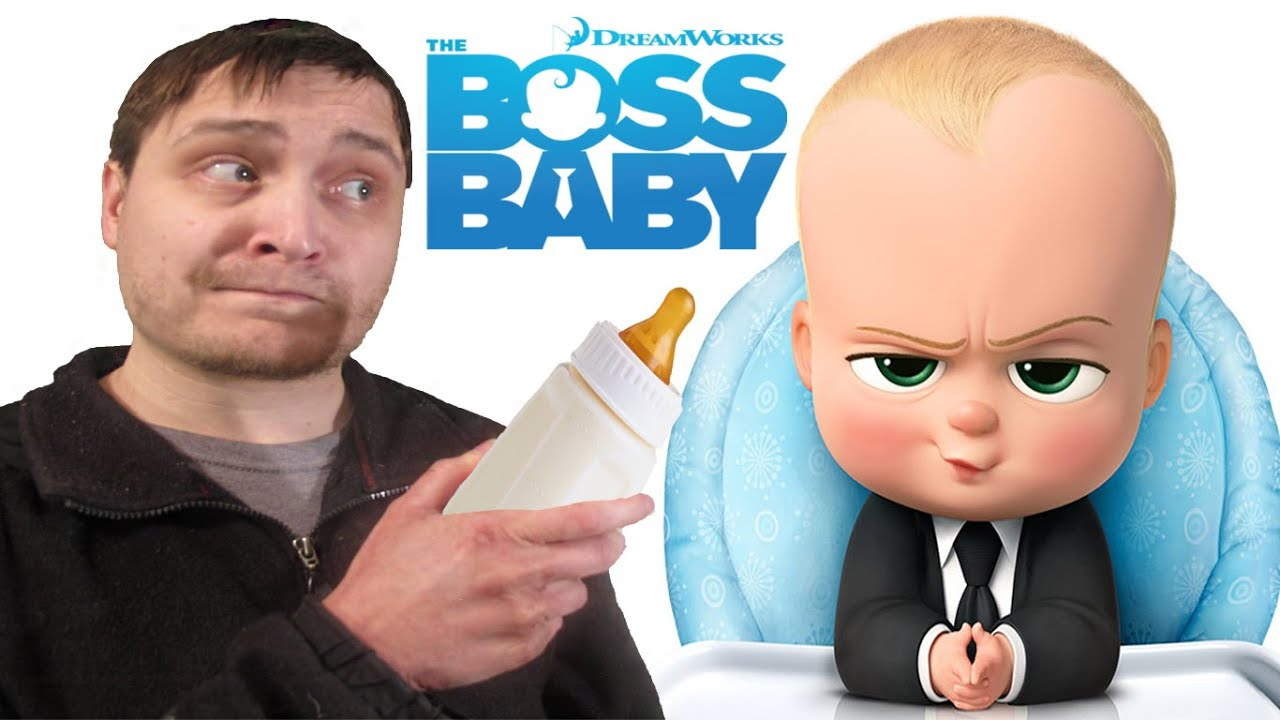 The Boss Baby - Movie Review - YouTube