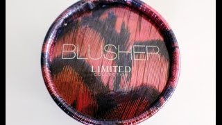 Marks & Spencer Limited Collection Blusher in Berry £0.79p