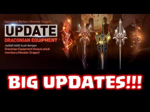 Big Updates! Fitur Tambahannya Mantap Jiwa!!! - Lineage 2 Revolution Indonesia