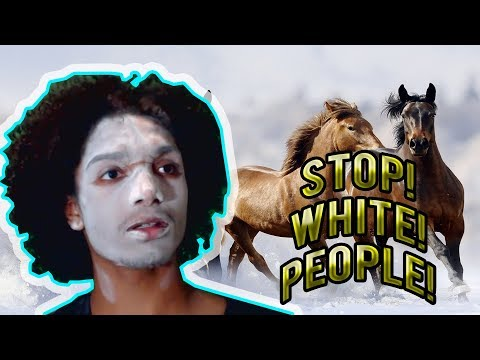 Download Youtube: WHITE PEOPLE NEED TO BE STOPPED (SJW)