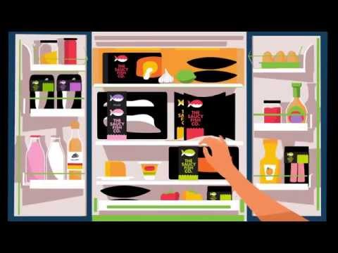 Amazing Together | TV Advert 2015 | The Saucy Fish Co