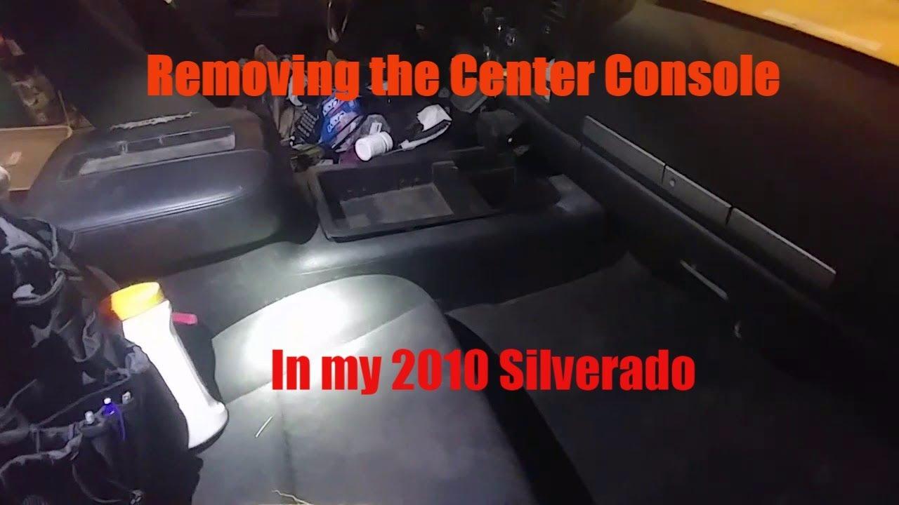 Removing 2010 chevy silverado center console youtube removing 2010 chevy silverado center console sciox Image collections