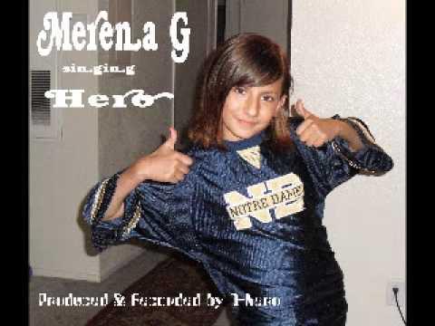 Hero by Merena G