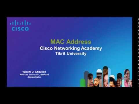 MAC Address : Unicast , Multicast, Broadcast