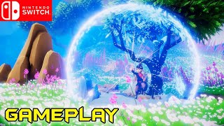 Ary and the Secret of Seasons | HD Gameplay Footage | Upcoming Nintendo Switch