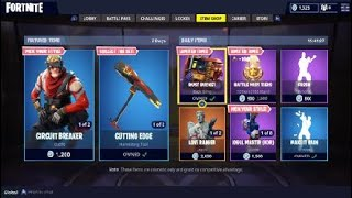 NEW FREE RUST BUCKET BACK BLING IN SHOP LIMITED TIME ITEM (FORTNITE)