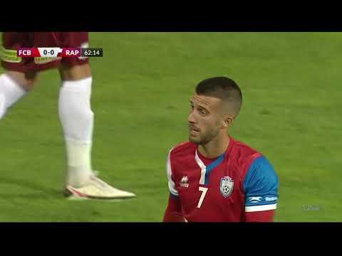 FC Botosani Rapid Bucharest Goals And Highlights