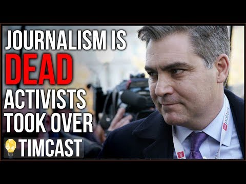 Leftist Activists Have Taken Over Journalism, Here Is Your Proof