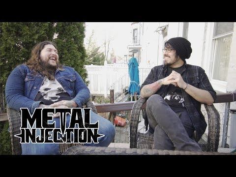 AMIGO THE DEVIL On Serial Killers, New Music, Metal To Folk and More | Metal Injection