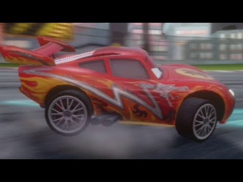 cars alive cars 2 gameplay dragon lightning mcqueen on ginza