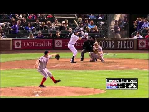 STEPHEN STRASBURG  2015 HIGHLIGHTS