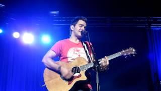 Andy Grammer - Amazing ( Pegasus Palooza 08-23-12 UCF Arena Orlando, FL )