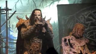 Lordi - Discoevil @ Nosturi, 18.09.2010, HD Quality