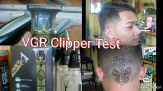 VGR V-085 Hair Trimmer Unboxing